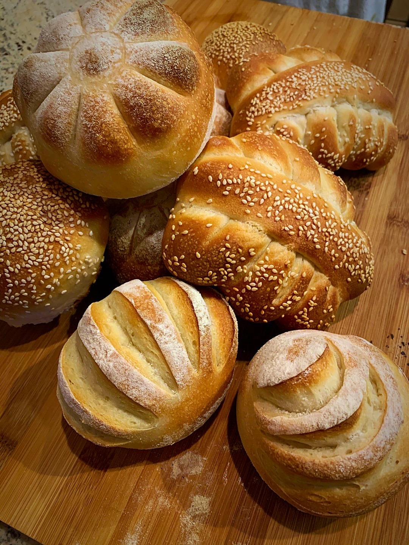 ricetta panini fatti in casa