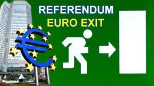 Gli Italiani rivogliono la lira e l'Europa trema