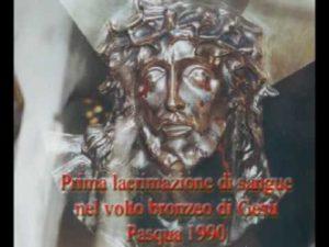 Messina la Madonna di Giampilieri è tornata a piangere Miracolo o suggestione